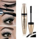 2 x Waterproof Makeup 3D Fiber Long Curling Eyelash Mascara Extension