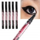 New Black Waterproof Eyeliner Liquid Eye Liner Pen Pencil  x 1