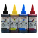 4 Color 100ml Ink Cartridge Refill Replacement Kit For HP & Canon Series Printers
