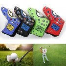 PU Golf Putter Cover Pu Leather Waterproof Grip Protect Headcover Putter Cover Headcover