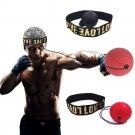 Boxing Reflex Speed Punch Ball Hand Eye Training Set