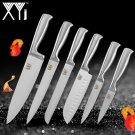 Stainless Steel Kitchen Knives Set 6 pcs/ set