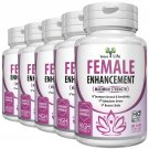 4 BOTTLES FEMALE LIBIDO ENHANCEMENT INTENSIFY SEXUAL AROUSAL BOOST DESIRE ENHANCER PILLS EF