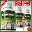 100% Pure Garcinia Cambogia 3000mg 95% HCA Weight Loss Fat Burner Diet Pills FF
