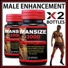 120 MALE PENIS ENLARGER GROWTH PILLS CAPS BIGGER GROW LONGER THICKER SIZE GIRTH SH