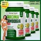 3000mg GARCINIA CAMBOGIA EXTRACT Capsules 95% HCA Weight Loss Diet No CalciumAA