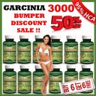 ◆◆ 3000mg Daily ◆◆ GARCINIA CAMBOGIA HCA 95% Capsules WHOLESALE Weight Loss Diet BB