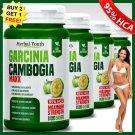 GARCINIA CAMBOGIA 95%HCA Fat Burner Ultra Slim Weight Loss Diet Pills Capsules BB