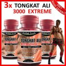 180 TONGKAT ALI PILLS 200:1 ROOT EXTRACT TESTOSTERONE BOOST LONGJACK ENHANCEMENT BB