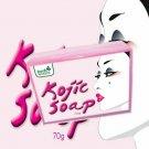 1 pcs  Kojic Acid Soap Skin Lightening Whitening Soap