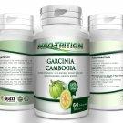 100% Pure Garcinia Cambogia 3,000mg 95% HCA Weight Loss Fat BURNER Diet Pills VV