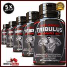 300 x Pills Tribulus Terrestris 96% Saponins Big Muscle Mass Strong Bodybuilding VV