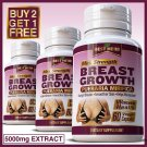 PURE PUERARIA MIRIFICA PILLS BIGGER BREASTS FIRM BUST ENLARGEMENT 5000mg EXTRA VVCT