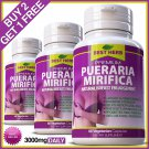 PUERARIA MIRIFICA 3000 EXTREME CAPSULES NATURAL FIRMING BUST BREAST ENLARGEMENT VV