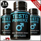 #1 TESTOSTERONE BOOSTER SEXUAL PERFORMANCE ENHANCEMENT MALE PILLS BIGGER MUSCLES VV