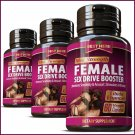 2 BOTTLES #1 FEMALE NATURAL LIBIDO ENHANCER SEXUAL AROUSAL DESIRE PILL CAPSULE ENHANCEMENT VV