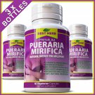 180 x Capsules Pueraria Mirifica Extract Bigger Breasts Bust Enlargement Firming