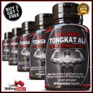 TONGKAT ALI PILLS 200:1 PUREST ROOT EXTRACT MUSCLE PASAK BUMI BOOSTER STRONGEST ZX