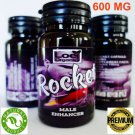 Rocket #1 Male Enhancer - Best Male Enhancement Pills Sexual Performance Girth ZX