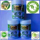 3 x 60 Jiaogulan Organic Herb Pill-100% Gynostemma pentaphyllum best Adaptogens zx