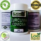 60 Curcuma Comosa Best ORGANIC MENSTRUAL RELIEF VAGINAL TIGHTEN REPAIR STOP ODOR ZX