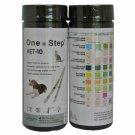Dog Cat Pet Vet Urine Parameter Test Strips pH Infection Diabetes Tests Sticks EE