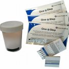 2 x Drug Testing Kit Urine Home Test 7 in 1 + Sample Pot Cocaine Cannabis +more RR