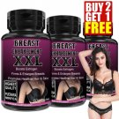 BREAST ENHANCEMENT XXL Capsules Estrogen Hormone Pueraria Mirifica Enlarge Firm CC