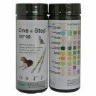 50 Tests Dog Cat Pet Vet Urine Parameter Test Strips pH Infection Diabetes Tests Sticks mm