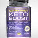 Best Keto Diet 800 mg Burn Fat- ULTRA FAST KETO BOOST- Weight Loss 30 Capsules new