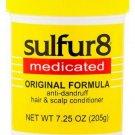 Sulfur8 Medicated Reg Formula Anti-Dandruff Hair-Scalp Conditioner 2 oz nskdjfj
