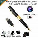 32GB Spy Hidden Camera Pen HD 1080P Video DV/DVR Camcorder Recorder Security Cam new