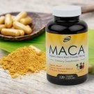 Organic MACA ROOT Powder Capsules 1900 mg For Men Women 120 Capsules USA