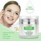 VITAMIN A 2.5% Retinol Anti Aging Wrinkle Acne Face Facial Cream Moisturizer nhn