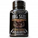 Herbal Max Strength  Male enhancement enlargement pills 60 Capsules