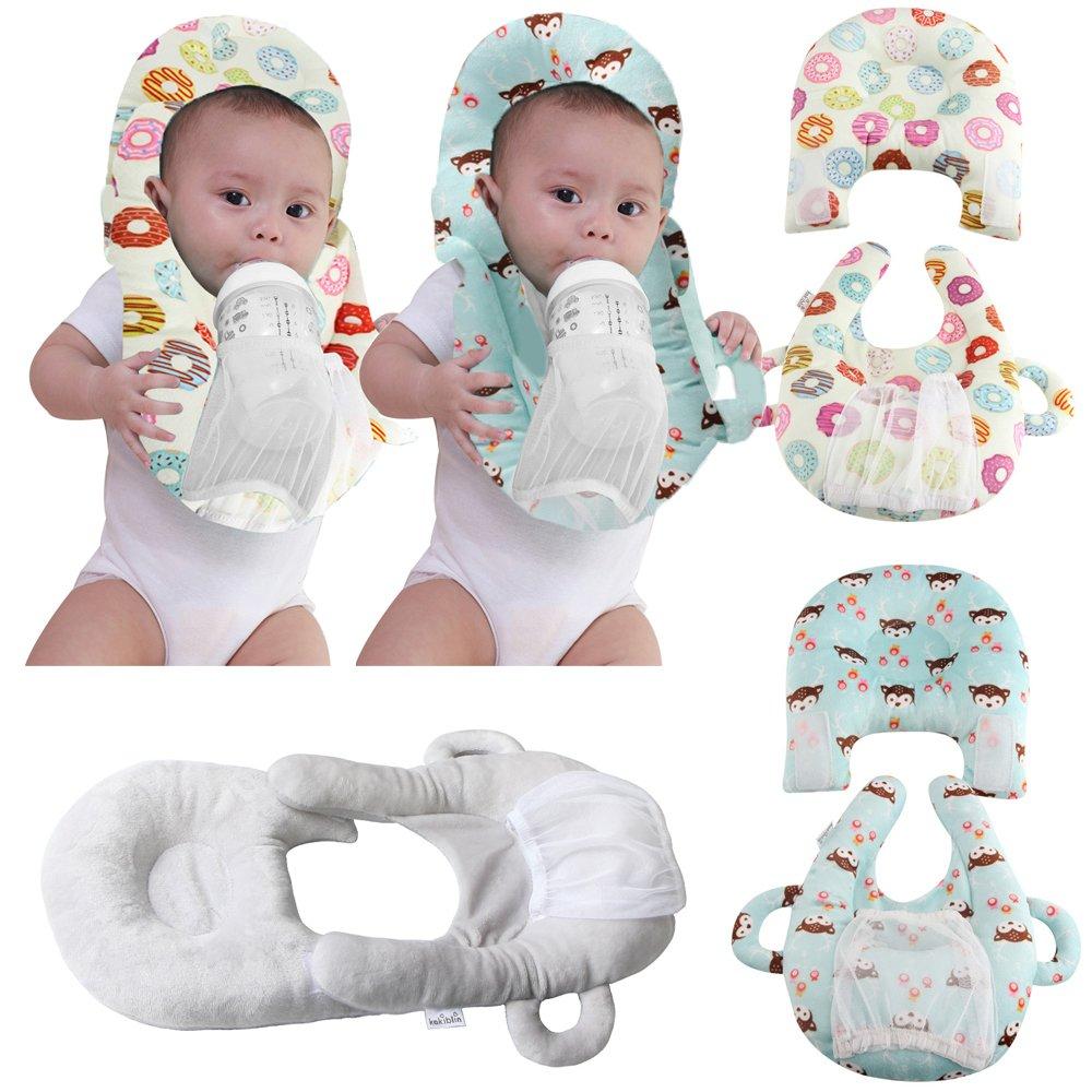 Baby Bottle Holder Feeding Pillow Infant Self Nursing pad Baby Pillow