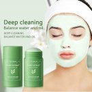 Green Tea Oil Purifying Clay Stick Mask Acne Blackhead Remover Cleansings