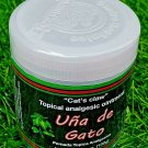 UNA de GATO (Cat's Claw) Ointment Analgesic Pomada Topica Analgesica 100g