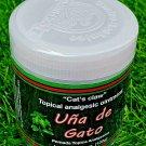 2packs UNA de GATO (Cat's Claw) Ointment Analgesic Pomada Topica Analgesica 100g