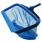 Swimming Pool Cleaning Nets Pound Cleaning Leaf Rake Deep Bag Net