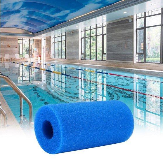 5pcs Swimming Pool 10cmx20cm Foam Filter Sponge  Pool Cleaner Filter Foam Sponges Tools