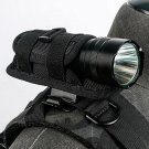 Tactical 360 Degree Rotary Flashlight Pouch Holster Case Survival Kits