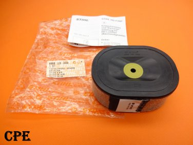 NEW GENUINE OEM STIHL HD AIR CLEANER FILTER KIT 044, 046, 064, 066, 084, 088 CHAINSAW 0000-120-1650