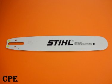 "NEW STIHL 16"" DUROMATIC CHAINSAW BAR ANY PITCH 0.063"" GAUGE # 3003-000-9213"