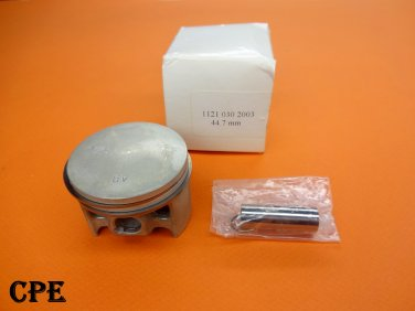 NEW GENUINE OEM STIHL 44.7MM COMPLETE PISTON KIT LATE MS260, MS 260 PRO CHAINSAW # 1121-030-2003