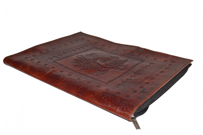 Leather folders / document holders / organizer.