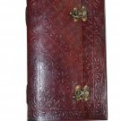 Handmade leather journal/diary/notebook/sketchbook