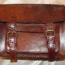 Small Buffalo Leather handbag/shoulder bag.