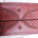 Real Leather handmade Sketchbook Scrapbook Notebook Diary Journal #8