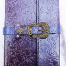 Real Leather handmade Sketchbook Scrapbook Notebook Diary Journal #28